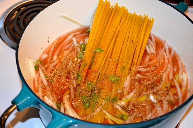 Super Easy One Pot Pasta